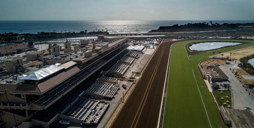 Del Mar S Racing Season To Begin July 17 Encinitas Advocate