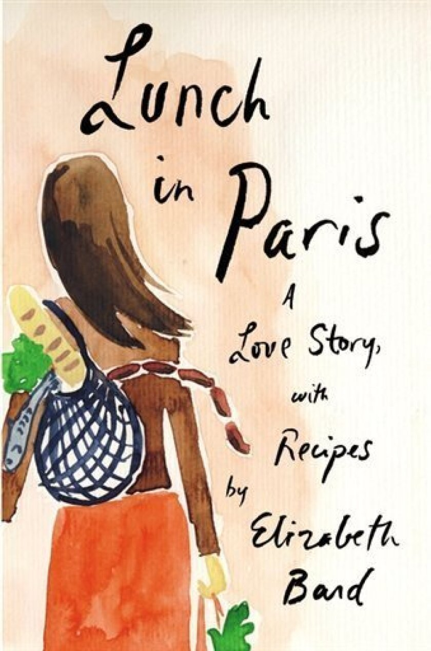"In this book cover image released by Little, Brown and Co., ""Lunch in Paris"" by Elizabeth Bard, is shown. (AP Photo/Little, Brown and Co.)"