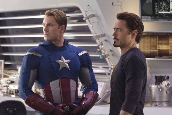 May 4: 'The Avengers'