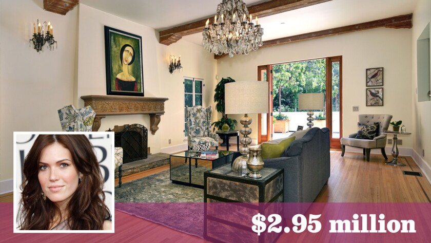 Hot Property | Mandy Moore