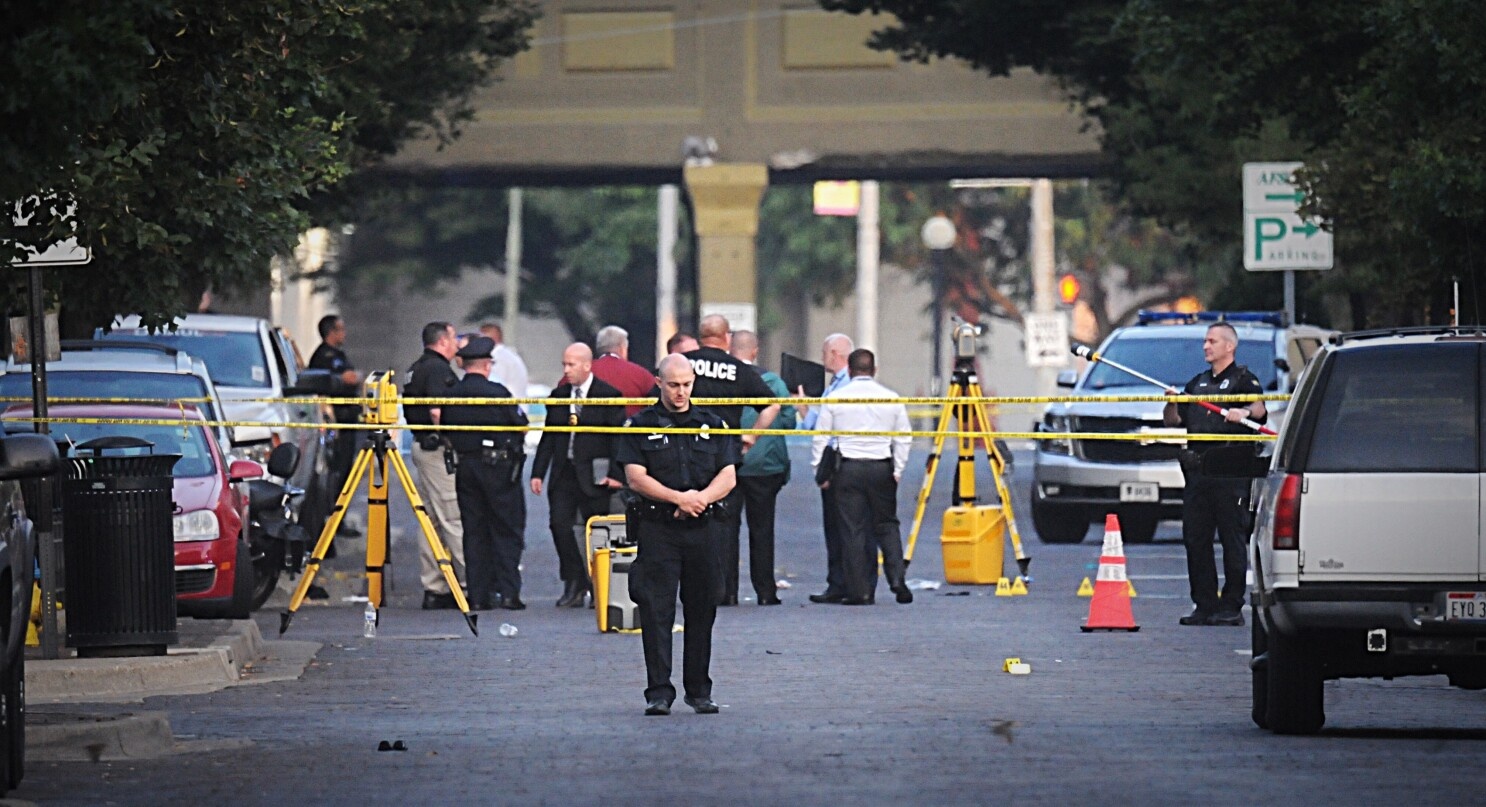Mass shooters are almost always men. Why don't we talk about this?