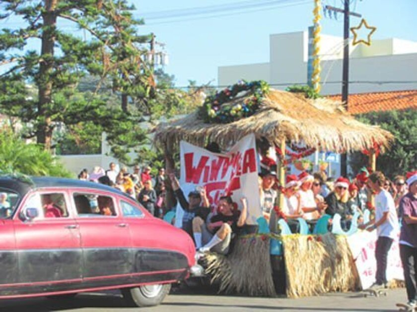 The WindanSea Surf club will serve as 2013's grand marshalls. For the past decade, the club has nabbed the parade's Most Spirited award. File