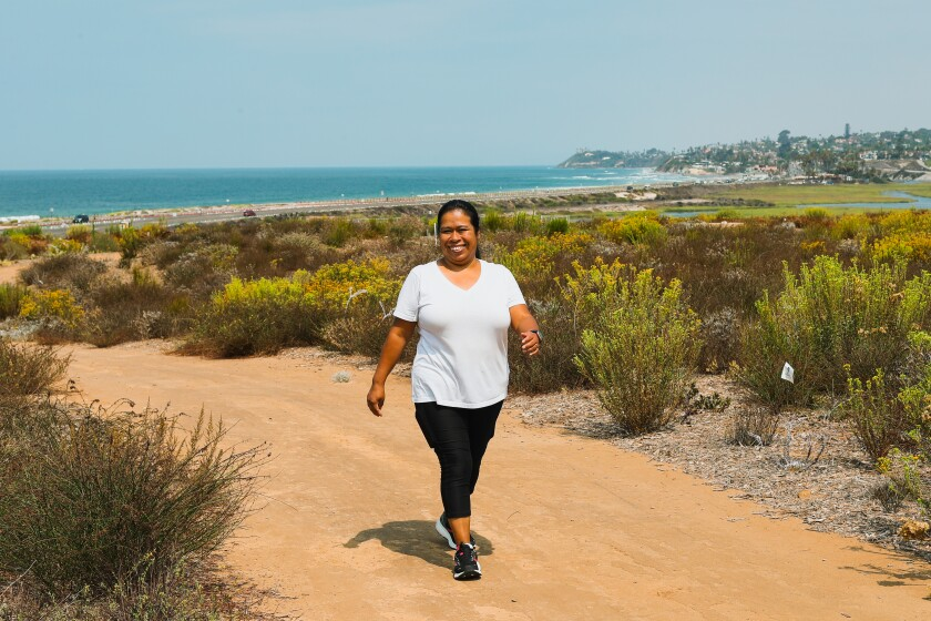 The Harbaugh Seaside Trails will host the San Diego Heart Walk on Sept. 18.