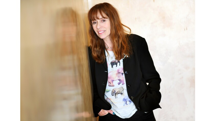 Mackenzie Phillips, now a counselor, draws on her own experiences at work.