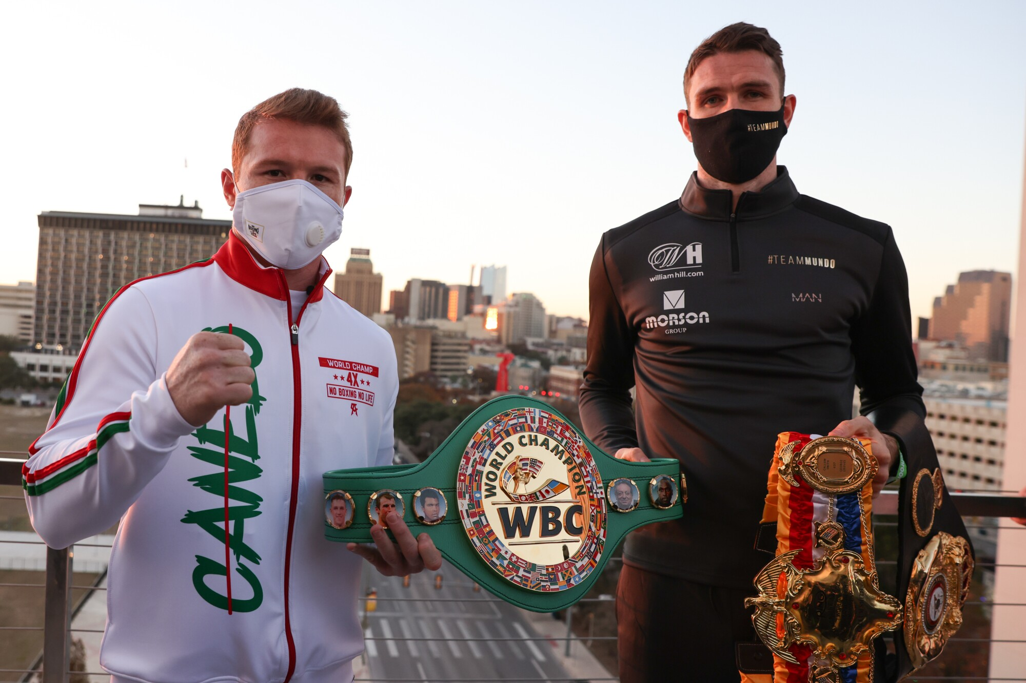Canelo Alvarez vs. Callum Smith: Betting odds, how to watch - Los Angeles Times