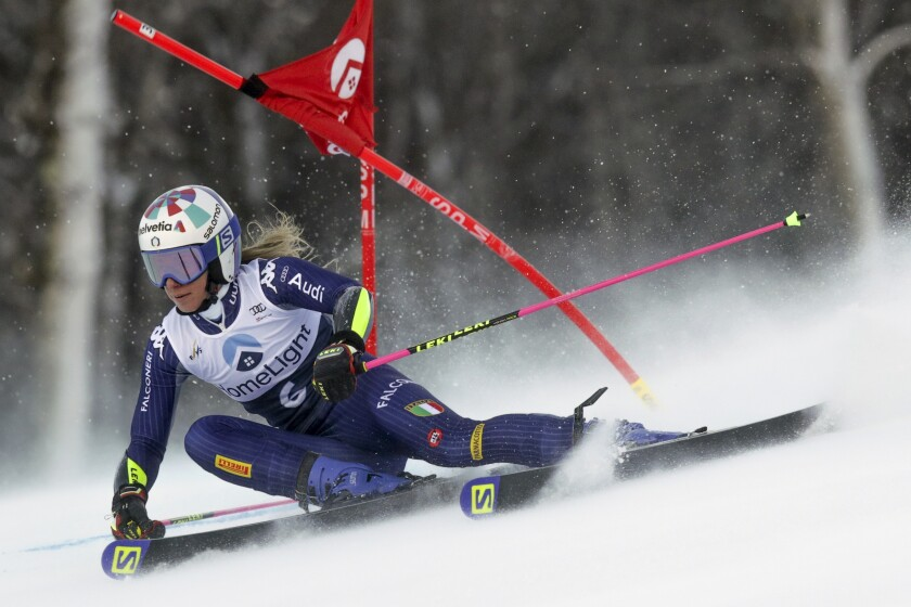 Killington Alpine Skiing World Cup