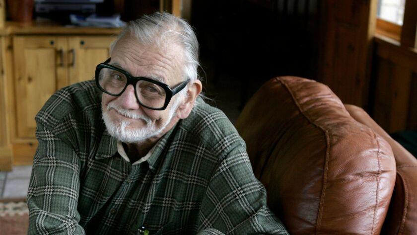 Director and writer George Romero