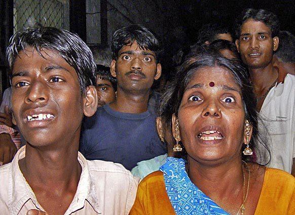 Bombings in India