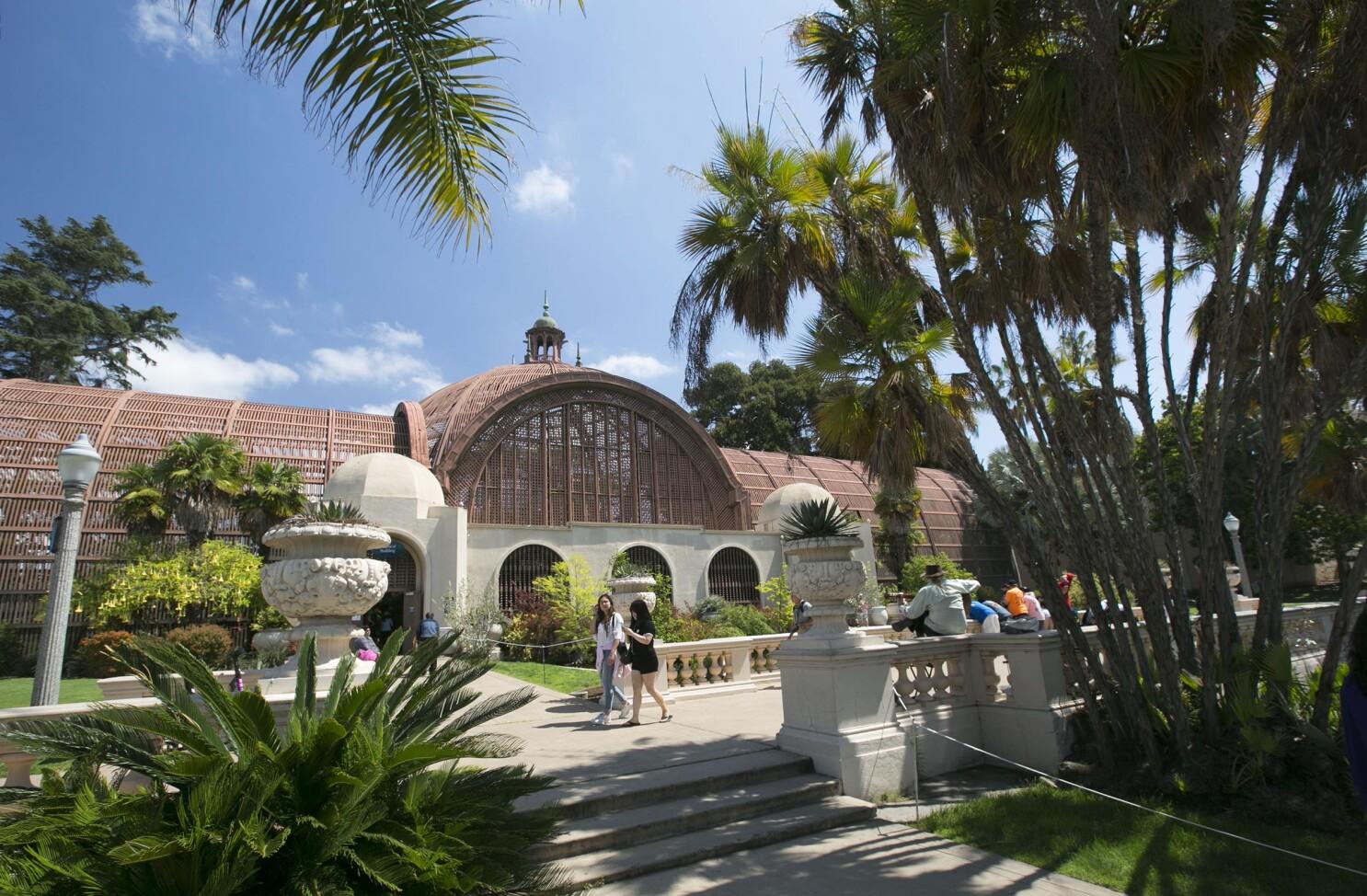 Balboa Park Beneficiary Of 8 Million State Gift To Renovate The Botanical Building The San Diego Union Tribune
