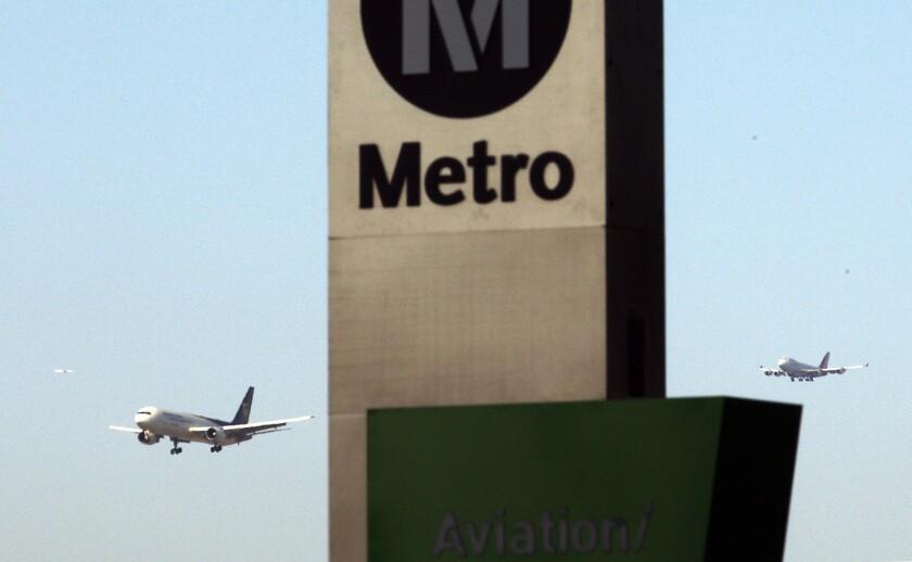Metro Green Line station