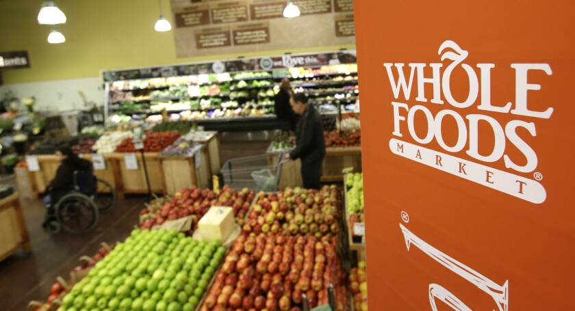 Whole Foods Market said Wednesday that it would open a new chain geared toward millennial shoppers.