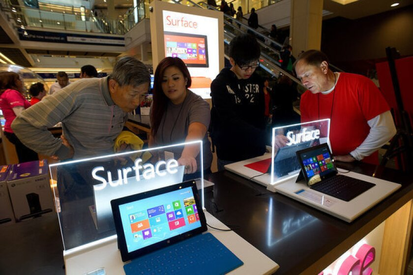 Microsoft Surface heads to more stores, but is price drop ahead?