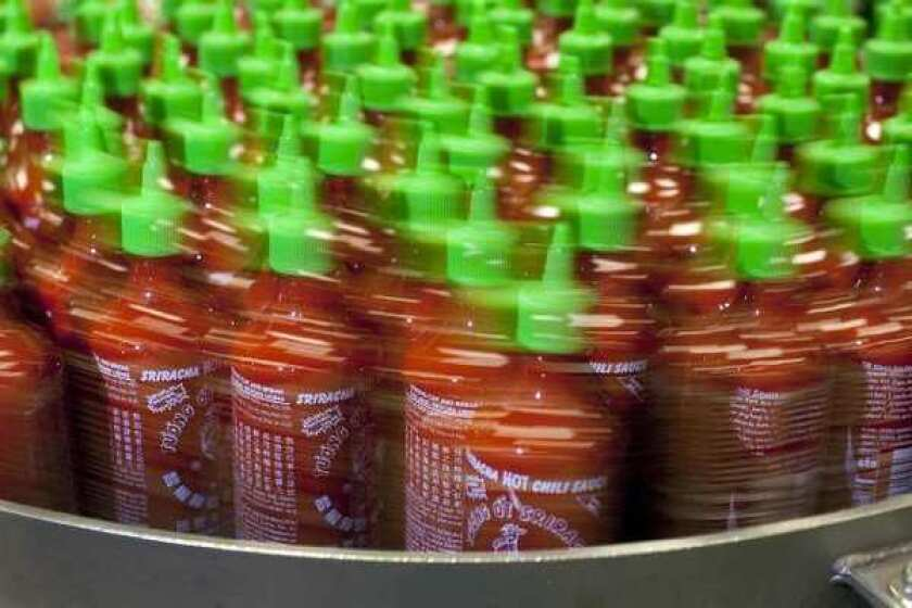 Hot sauce production is among the fastest-growing industries, according to IBISWorld