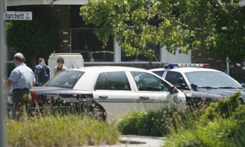 Shots fired near Glendale park