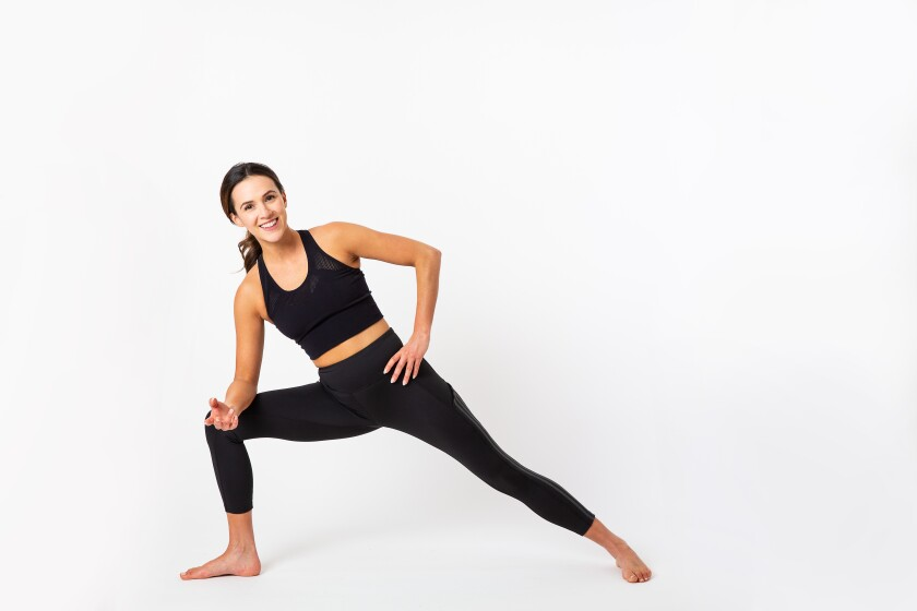 Adriene Mishler of 'Yoga with Adriene'