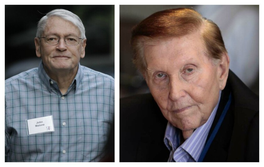 Cablevision-Viacom battle echoes Malone-Redstone fight
