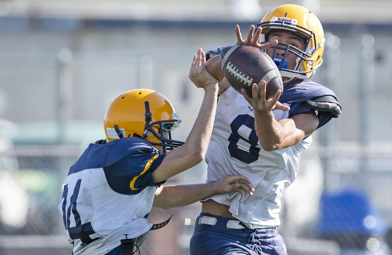 Photo Gallery: Marina High School practice