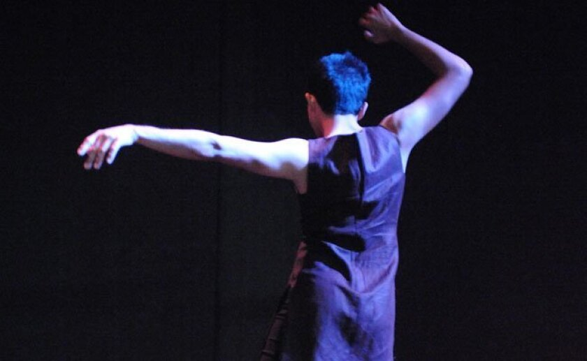 Dancers reinterpret Diversionary Theatre's dance productions.