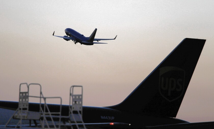 Neighbors of John Wayne Airport in Orange County are seeking to reduce noise from planes.
