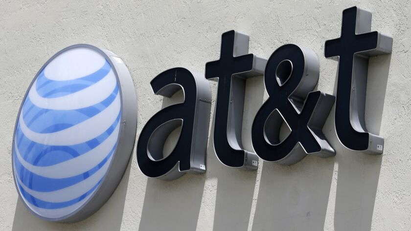 AT&T recently spent $85 billion to buy Time Warner.