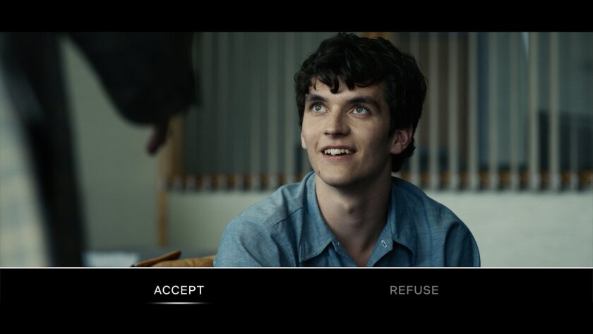 """Fionn Whitehead stars in Netflix's choose-your-own-adventure story """"Black Mirror: Bandersnatch."""" That kind of programming doesn't come cheap."""