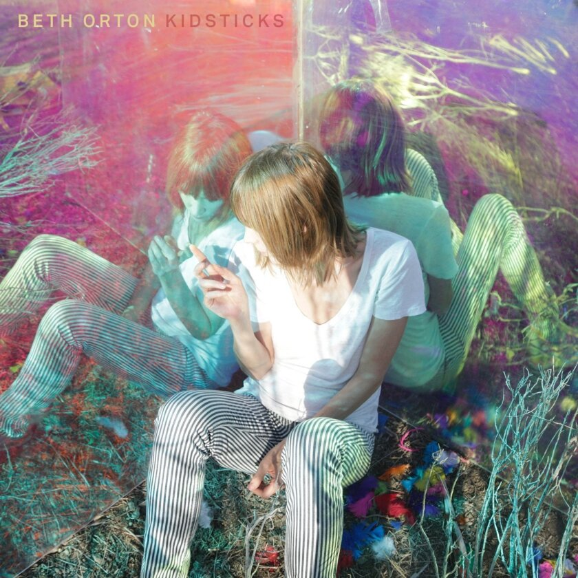 "This CD cover image released by Anti- Records shows ""Kidsticks,"" by Beth Orton. (Anti- via AP)"