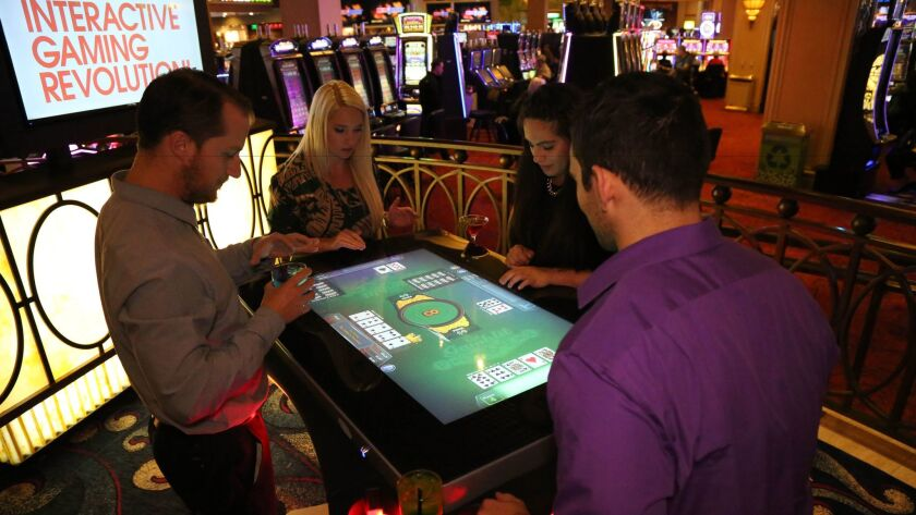 Harrah's Resort Southern California is leading the charge to attract younger gamers to the casino wi