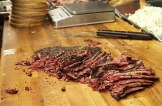Norm Langer's guide to the perfect pastrami sandwich