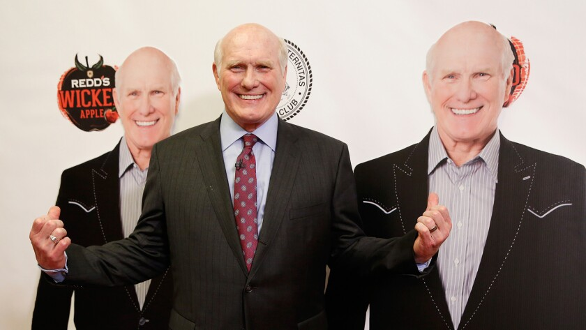 Terry Bradshaw gets roasted at the Friars Club on ESPN2.