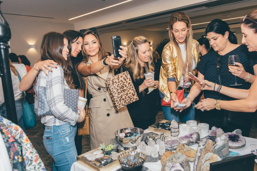 Local Mercato A shopping event in Beverly Hills brings together several Los Angeles independent bra