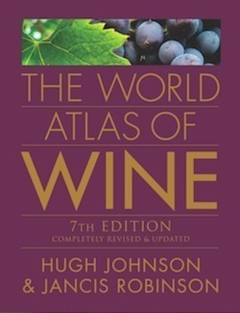 The Ultimate Wine Reference Book Gets A New Edition Los Angeles Times