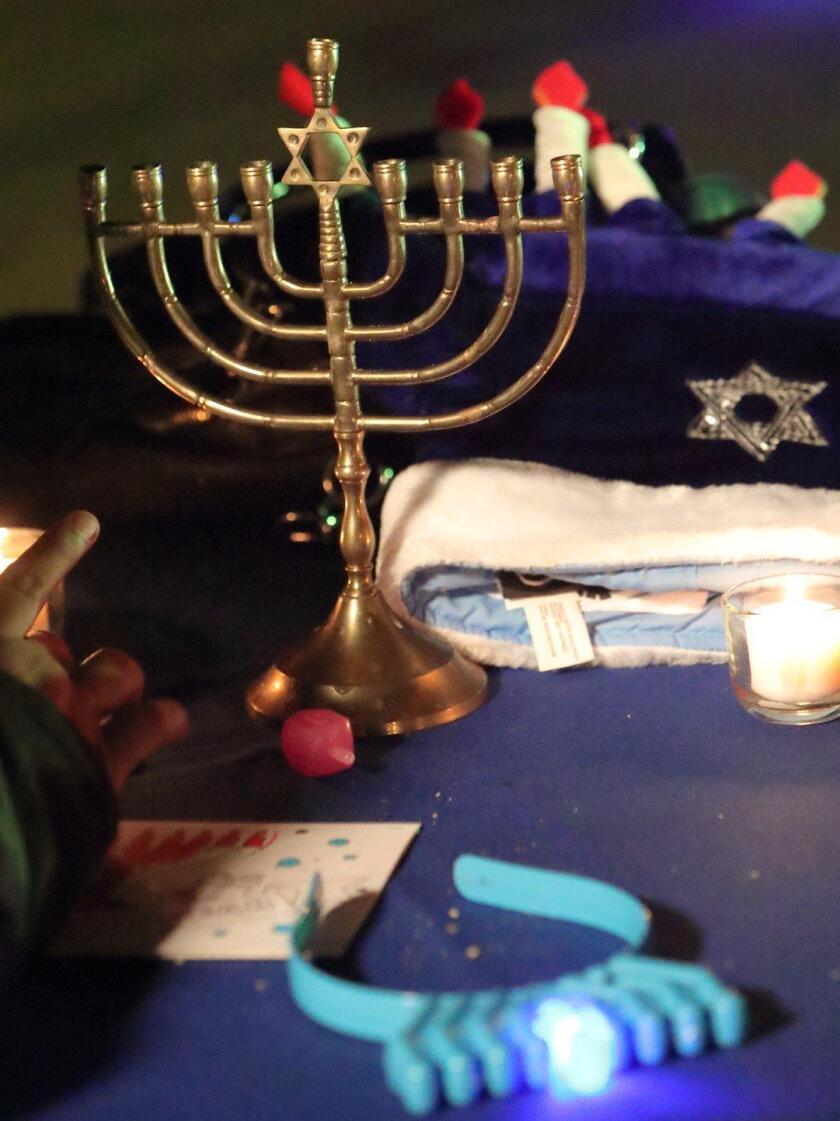 Chabad Jewish Center of RSF celebrated Chanukah at The Inn at Rancho Santa Fe