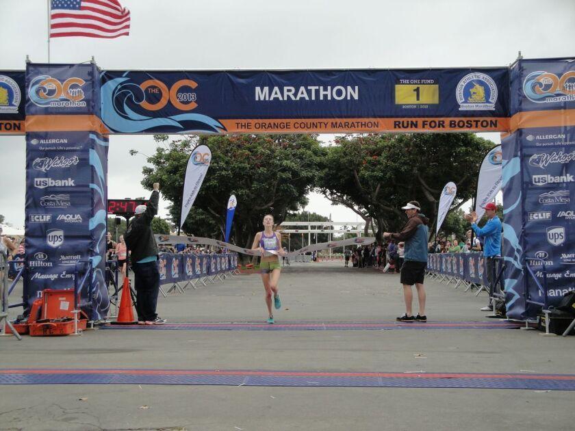 Havel, O'Donnell win OC Marathon