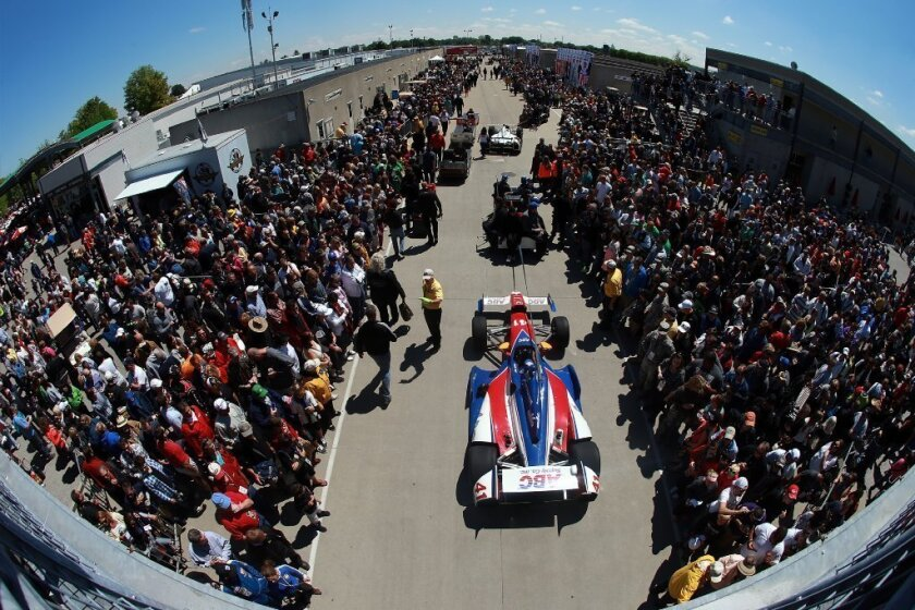 Indy 500 officials tighten security following Boston bombings