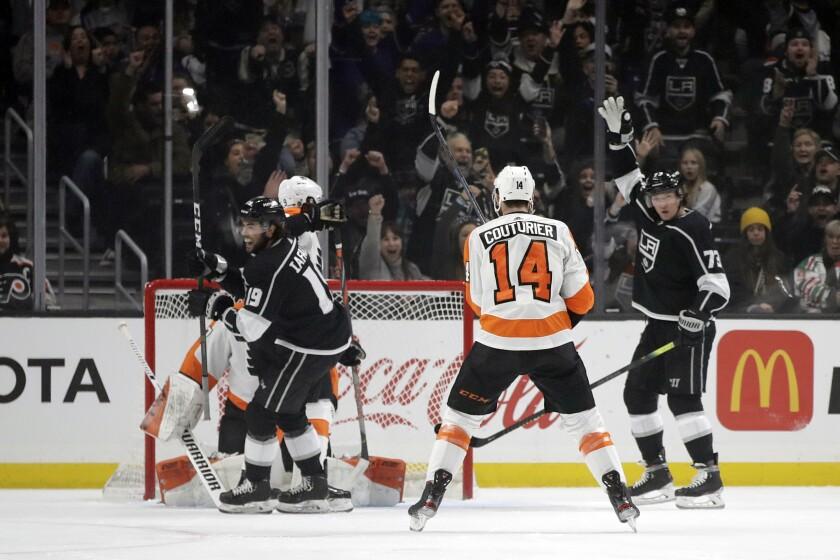 Flyers Kings Hockey