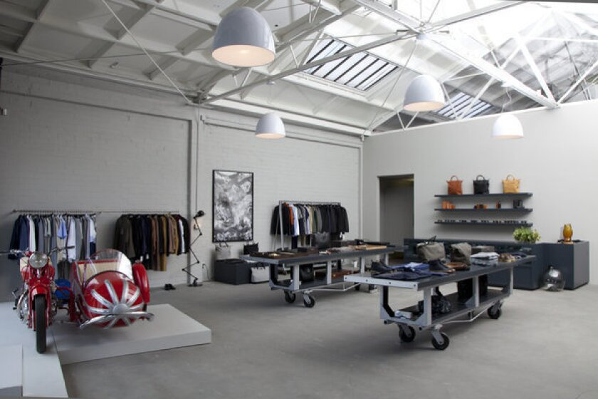 L.A. boutique Altai takes menswear to new heights