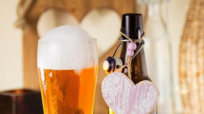 Take a swig with your sweetie. (Shutterstock)
