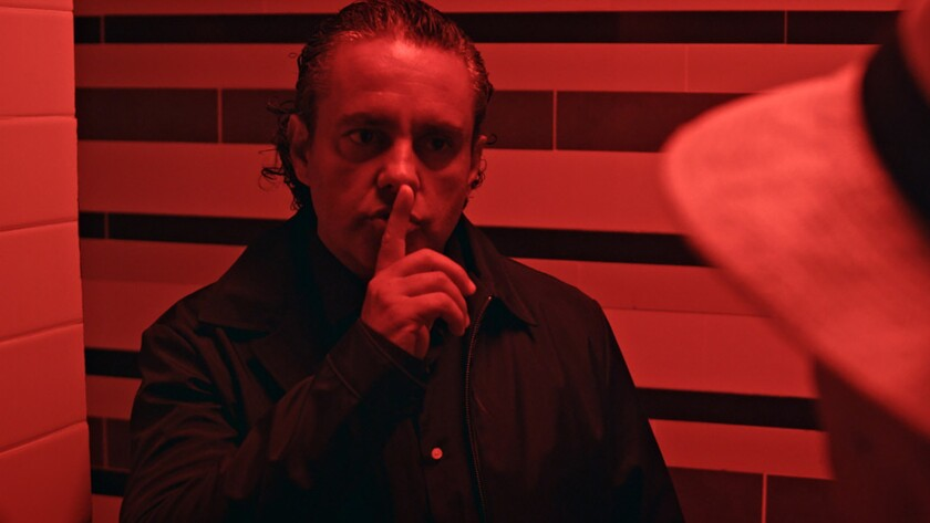 "Ricardo Casella in a scene from ""Our Evil."" Credit: Uncork'd Entertainment/Dark Star Pictures"