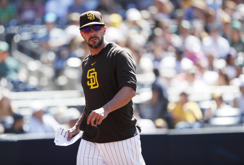 Padres' Jayce Tingler is managing a 162-game season for the first time.