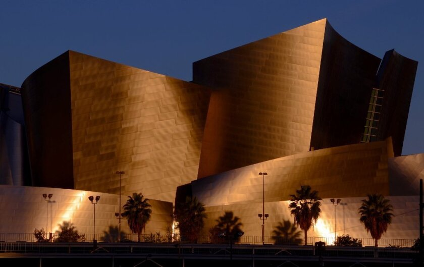 Disney Hall -- can it help make beautiful Angelenos?