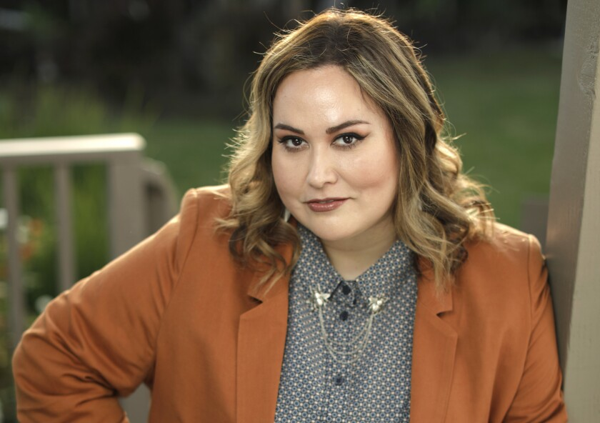 LOS ANGELES, CA -- MAY 14, 2019: Tanya Saracho serves as the showrunner to the Starz Latino-centric