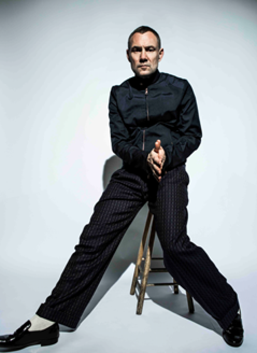 """David Gray is now on tour to promote his 11th album, """"Gold in a Brass Age."""""""