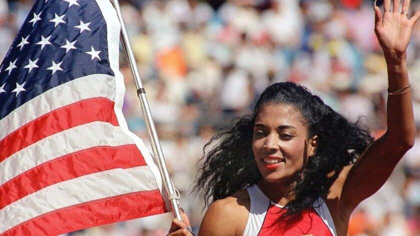 Track star 'Flo Jo' dies at age 38