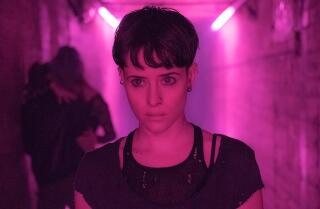 'The Girl In The Spiders Web' movie review by Justin Chang