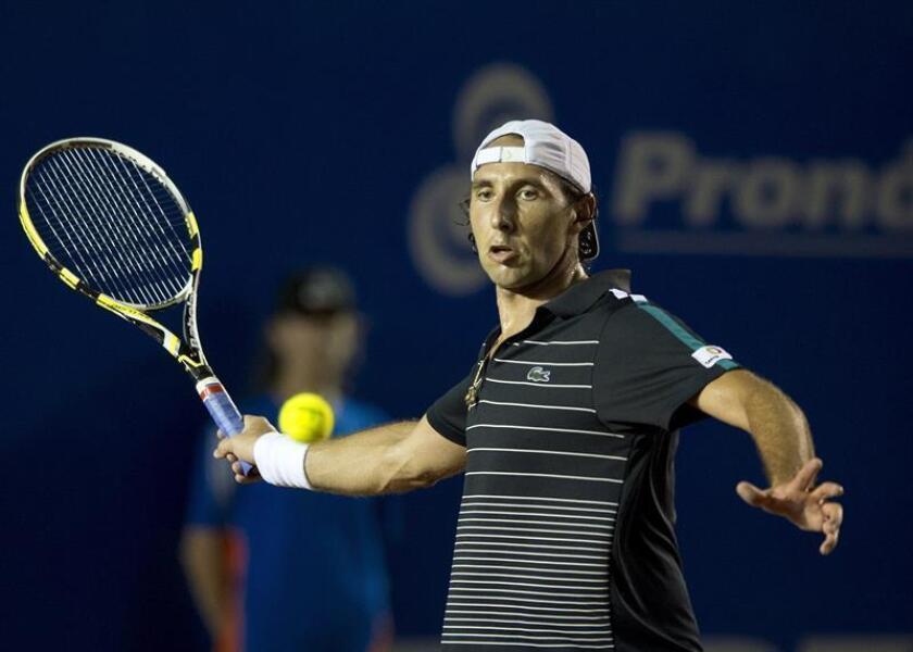 El tenista mexicano Santiago González. EFE/Archivo