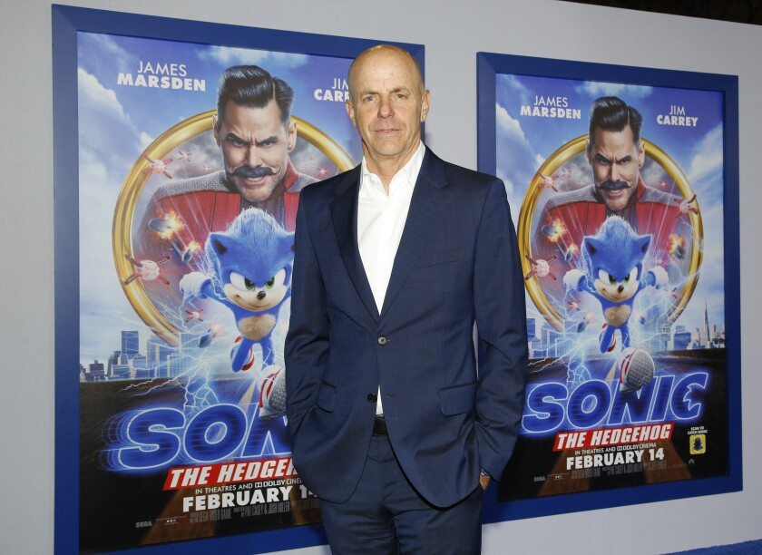 "Neal Moritz at ""Sonic The Hedgehog"" LA Special Screening"