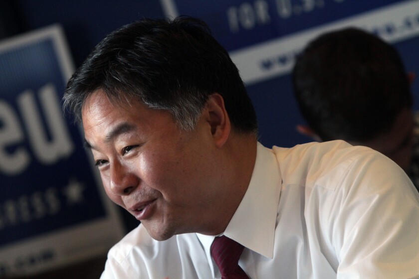 Rep. Ted Lieu seeks investigation of arrests