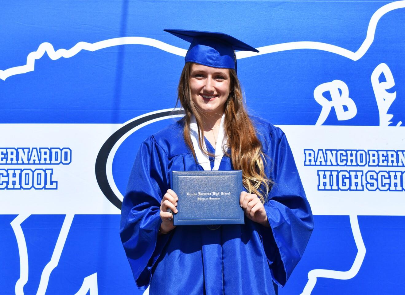 RBHS graduate Danielle Sileo