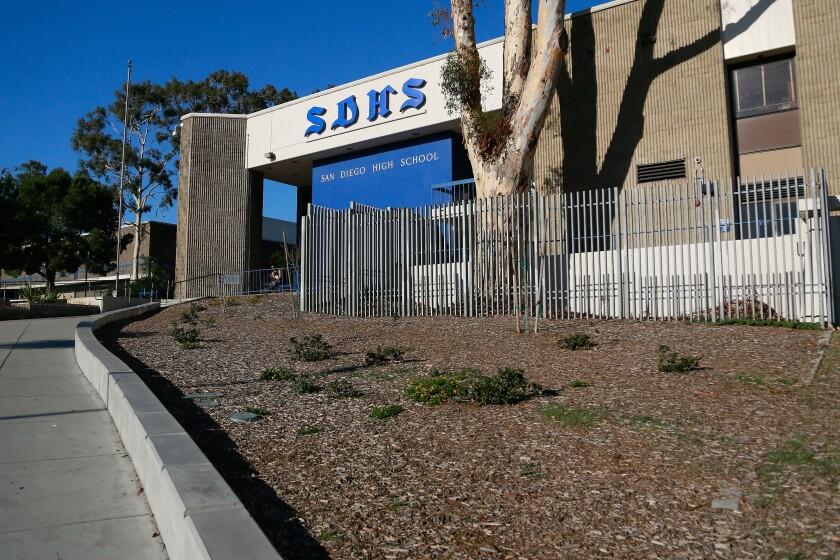 San Diego High.