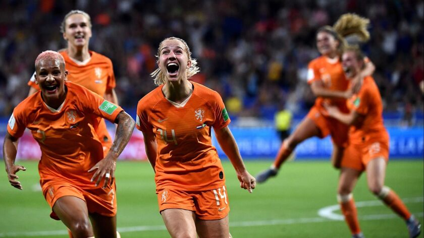 Netherlands looks to add Women's World Cup title to European championship